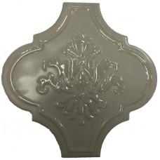 Декоративная плитка Tonalite Arabesque Satin Decor Lino 14.5x14.5 см, толщина 7 мм