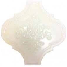 Декоративная плитка Tonalite Arabesque Satin Decor Seta 14.5x14.5 см, толщина 7 мм
