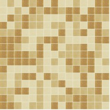 мозаика Trend Mix Aquatica Sable 31.6x31.6 см, толщина 4 мм
