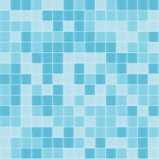 мозаика Trend Mix Aquatica Tropical Sun 31.6x31.6 см, толщина 4 мм