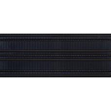 Декоративная плитка Tubadzin Abisso Navy 1 29.8x74.8 см, толщина 11 мм