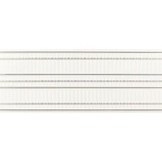 Декоративная плитка Tubadzin Abisso White 1 29.8x74.8 см, толщина 11 мм