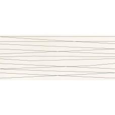 Декоративная плитка Tubadzin Abisso White 2 29.8x74.8 см, толщина 10 мм