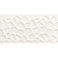 Декоративная плитка Tubadzin All In White White 2 Structure 29.8x59.8 см, толщина 12.8 мм