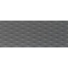 Декоративная плитка Tubadzin Elementary Graphite Diamond 29.8x74.8 см, толщина 10 мм
