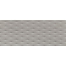 Декоративная плитка Tubadzin Elementary Grey Diamond 29.8x74.8 см, толщина 10 мм