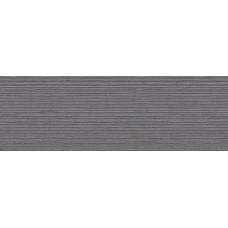 Декоративная плитка Venis Avenue Dark Gray 33.3x100 см, толщина 12 мм