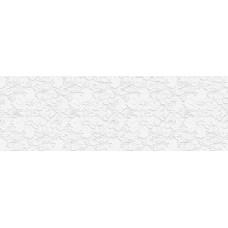 Декоративная плитка Venis Bluebell White 33.3x100 см, толщина 9.2 мм