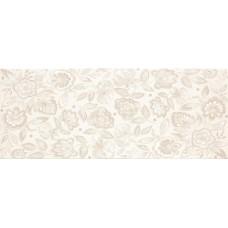Декоративная плитка Venus Aria Flowers Beige 20.2x50.4 см