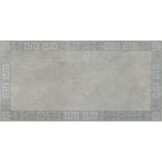 Декоративная плитка Versace Greek Cassettone Grigio 40x80 см, толщина 10 мм