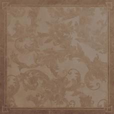 Декоративная плитка Versace Marble Cassetonato Foglia Marrone 58.5x58.5 см, толщина 10.5 мм